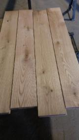 Solid Wood Flooring - Red Oak Parquet, T&G, 22 mm thick