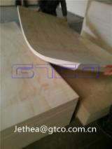 High Quality Pine Plywood/ Pine Veneer Poplar Core Plywood
