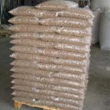 Firewood, Pellets And Residues - Birch Pellets Dinplus / ENplus 6 - 8 mm