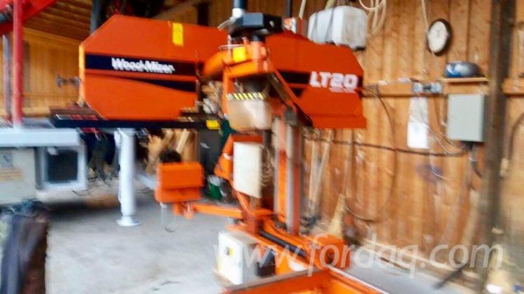 Wood Mizer LT 20 Super Hydraulic