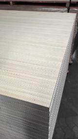 18mm White ev Poplar Veneered Plywood for Melamine Plywood