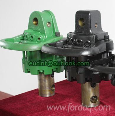 Axial-piston-motor-of-log-grapple-machine
