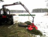 Forest & Harvesting Equipment - Multiple function grapple of forest work