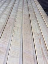 实木板材 需求 - 1 层实木面板, 西伯利亚松
