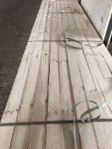 Latvia Sawn Timber - Spruce/Pine Sawn Timber, 22; 25; 30 mm thick