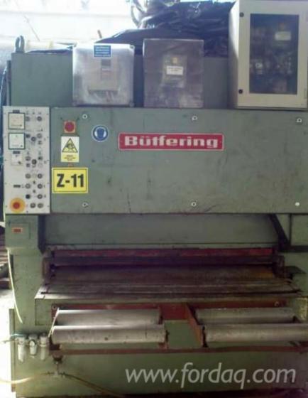 Gebraucht-B%C3%9CTFERING-1986-Schleifmaschinen-Mit-Schleifband-Zu-Verkaufen