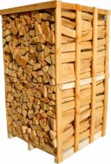 Firewood, Pellets And Residues - ISPM 15 Beech Firewood/Woodlogs Cleaved