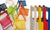 Garden Furniture - Beech Folding Chairs from Slovakia