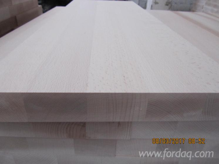 Beech-1-Ply-Solid-Wood-Panels