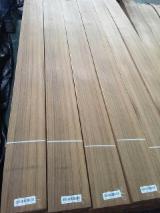 Sliced Veneer - Q/C & C/C teak veneer, teak plywood/MDF