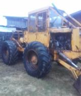Forest & Harvesting Equipment - Used LKT 81 Turbo 1990 Skidder from Slovakia