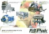 New FBPAK -ITALY Box Production Line For Sale Romania