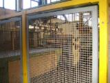 木板拼接机器 Italpresse Mark/C 旧 意大利