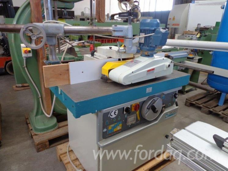 Single-spindle-Moulders-GRIGGIO-T220-Polovna