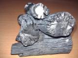 Energie- und Feuerholz - Eiche Holzkohle 2.5-6 cm