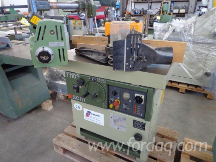 Single-spindle-Moulders-SCM-T110A-Polovna
