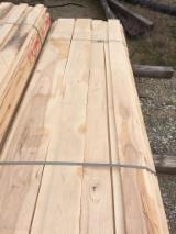 Hardwood  Sawn Timber - Lumber - Planed Timber USA - 4/4 HICKORY KD