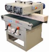 Woodworking Machinery - New C.M. MACCHINE SRL RTI 400-600 Brushing Machine For Sale Italy