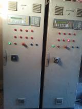 SEBA Woodworking Machinery - Used SEBA 2005 Drying Kiln For Sale Romania