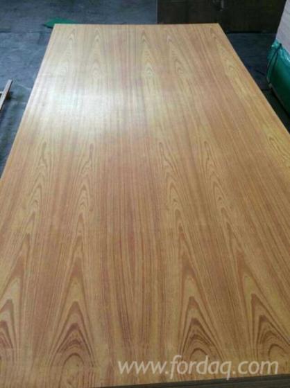 Medium Density Fiberboard 1 ~ Rosewood veneered fancy mdf mm