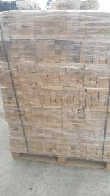 Hardwood  Sawn Timber - Lumber - Planed Timber For Sale - Fresh Beech Squares