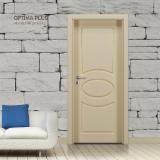门, 中密度纤维板(MDF), PVC