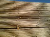 Softwood  Sawn Timber - Lumber For Sale - Pine planks - 26 x 143 x 3700 mm