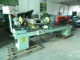Romania Woodworking Machinery - Used MECTRON Circular Resaw For Sale Romania