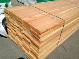 Nadelschnittholz, Besäumtes Holz SPF Lumber Zu Verkaufen - Bretter, Dielen, SPF Lumber, Thermisch Behandelt - Thermoholz