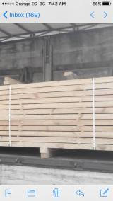 Naaldhout  Gezaagd Hout – Timmerhout Polen - Spruce/Pine