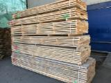 FSC Certified Unedged Timber - Boules - Loose Poplar Timber, 20; 25; 32; 38; 50