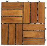 Terrassenholz Zu Verkaufen - Rutschfester Belag (1 Seite)