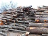 劈好的薪柴-未劈的薪柴 薪碳材/未开裂原木 榉木