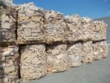 Firewood, Pellets and Residues - Beech Firewood/Woodlogs Cleaved 20 cm