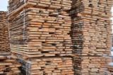 Laubholz  Blockware, Unbesäumtes Holz Lettland - Blockware, Birke