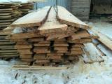 Softwood  Unedged Timber - Flitches - Boules Poland - Pine Loose Timber 50 mm