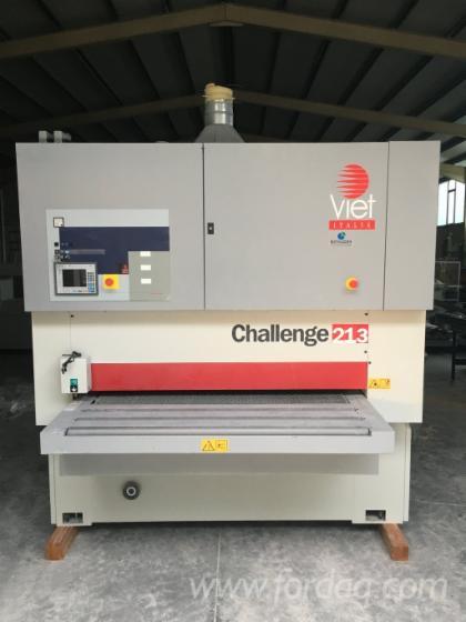 Gebraucht-VIET-CHALLENGE-213-2001-Schleifmaschinen-Mit-Schleifband-Zu-Verkaufen