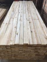 Laubschnittholz, Besäumtes Holz, Hobelware  Zu Verkaufen Lettland - Parkettfriese, Birke