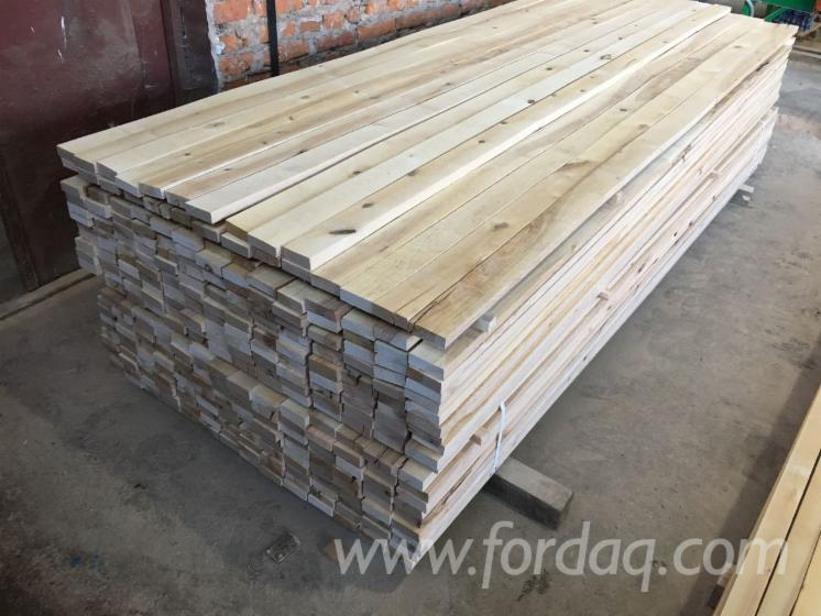Frame grade birch lumber kd s4s s2s for 4 metre decking boards