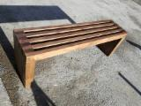 Romania Garden Furniture - Spruce (Picea Abies) - Whitewood Garden Benches SUCEAVA Romania