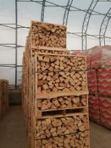 Dried Beech Firewood Cleaved, 25; 33 cm