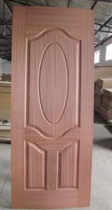 高密度纤维板(HDF), 橡木, 门皮板