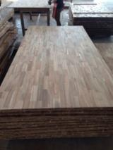 Edge Glued Panels For Sale - Acacia Finger Jointed Panel