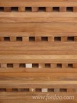Laubschnittholz, Besäumtes Holz, Hobelware  Zu Verkaufen Niederlande - Parkettfriese, Teak