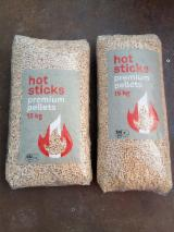null - Spruce - Whitewood Wood Pellets 6 mm