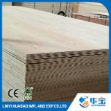 Okoume/Poplar Commercial Plywood BB Grade