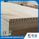 Okoume/Poplar Commercial Plywood BB Grade