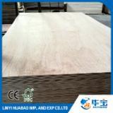 Natural Veneered Pine Plywood