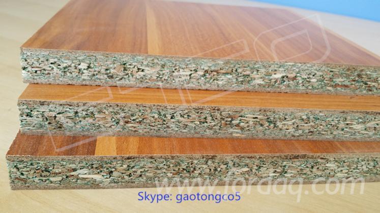 Laminated Particle Board ~ Melamine coated particle board teknolam yongalam