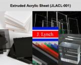 Surface Treatment And Finishing Products - Extruded (PMMA) Acrylic Sheet (JLACL-001) with Scratch Resistance